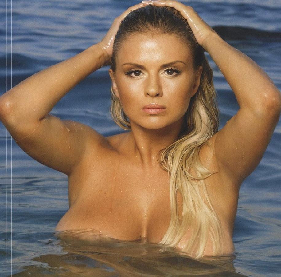 Самая красивая голая девчонка 15 фотография